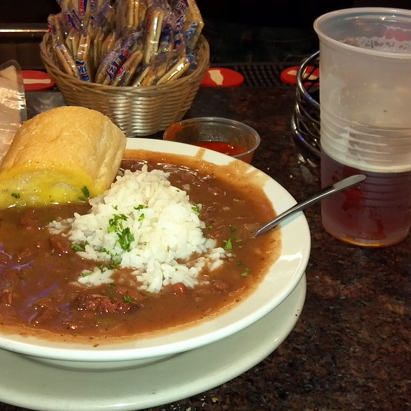Beans and Rice @ Felix's