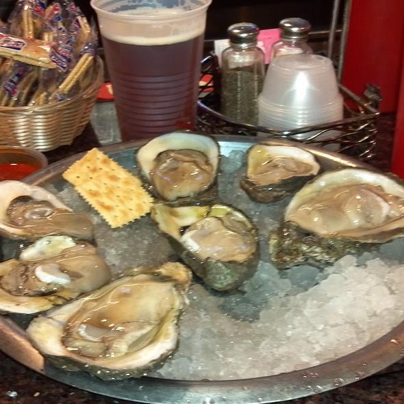 Oysters @ Felix's