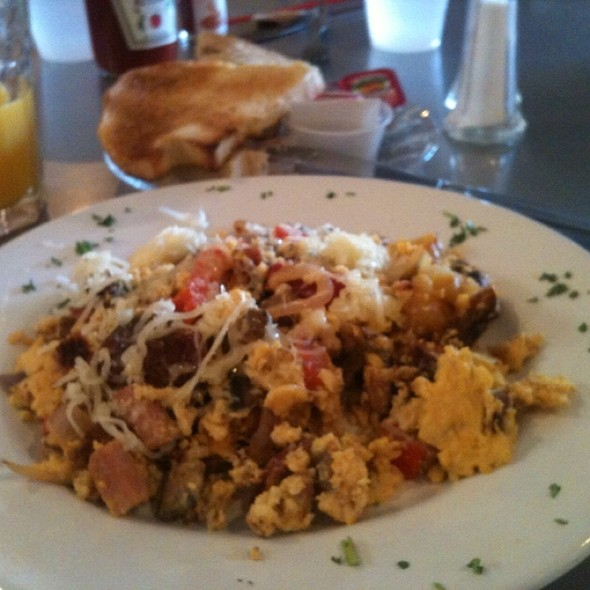 Hobo Special @ Cafe Sintra