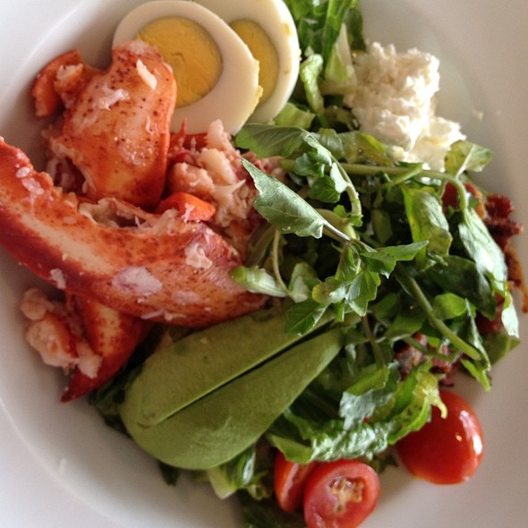 Lobster Cobb Salad - Zephyr on the Charles, Cambridge, MA