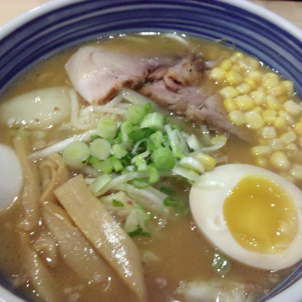 Miso Ramen @ Tadamasa