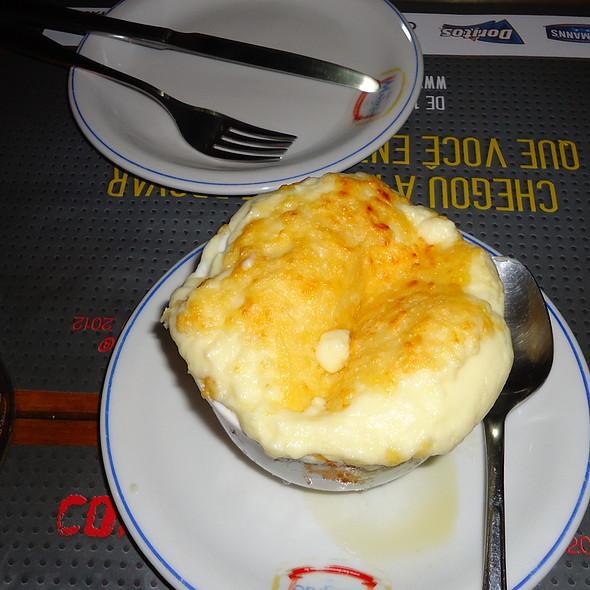 Escondidinho de Carne Seca @ Bar do Magrão