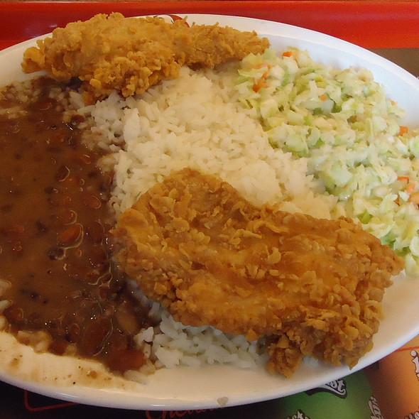 Refeição Coronel @ KFC