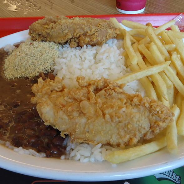 Refeição Crocante @ KFC