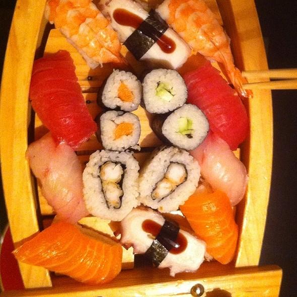 Sushi @ Ristorante Giapponese Teppan