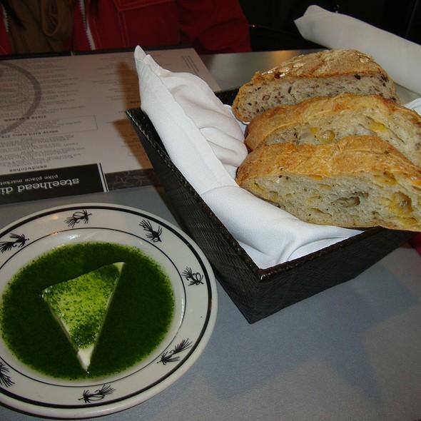 Bread Service - Steelhead Diner, Seattle, WA