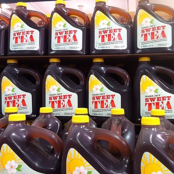 Sweet Tea @ Trader Joes - Chelsea
