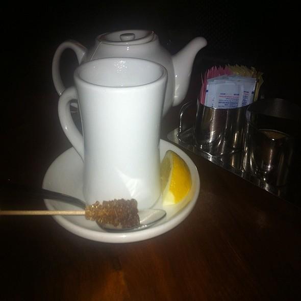 Hot Tea - Brasserie Beck, Washington, DC