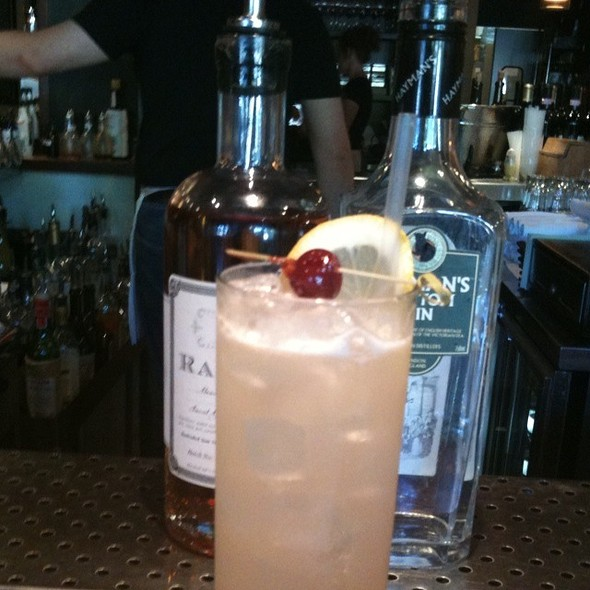 Ransom Old Tom Collins @ Sidebar