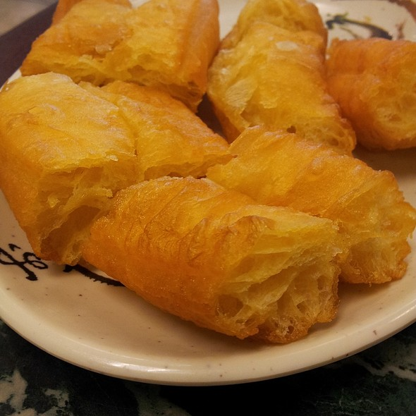 Chinese Donut Rice Roll @ Wonton Noodle House