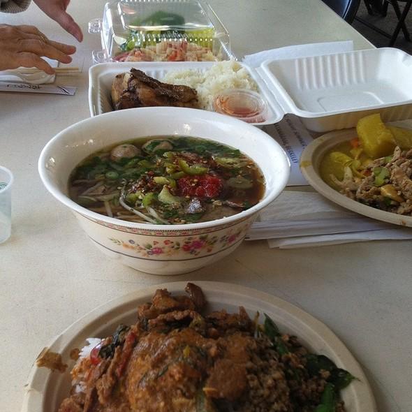 Thai Brunch