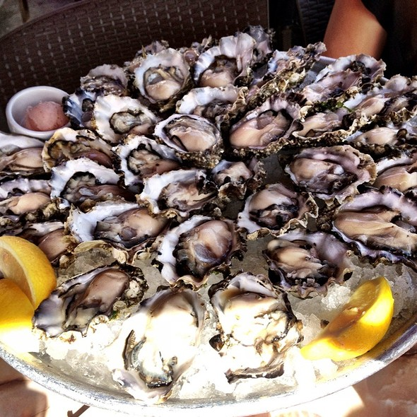 Oysters @ Elliott's Oyster House