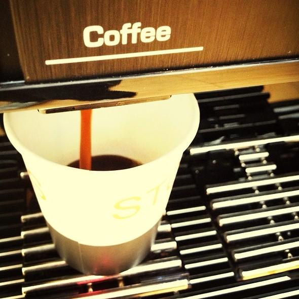 Espresso @ At Work NASDAQ OMX