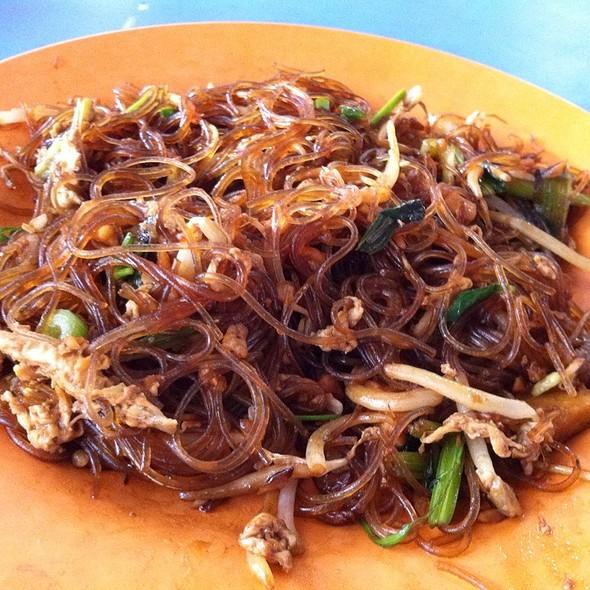 Fried Glass Noodle @ 美味香家鄉小吃