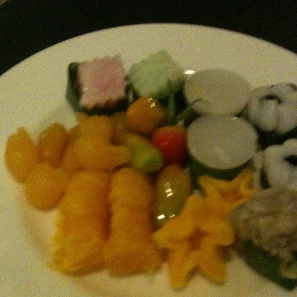 Lomi Lomi Salmon @ Ono Hawaiian Foods