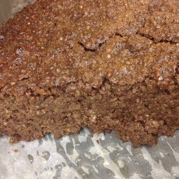 Chocolate Chia Cake @ Beach House Cooking