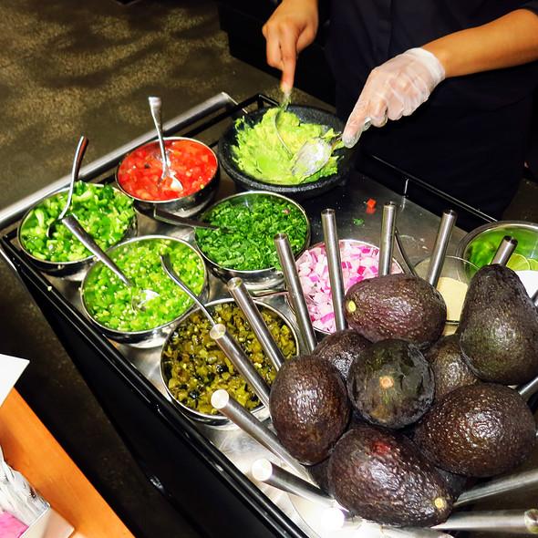 Fresh Made At Your Table Guacamole @ Cantina Laredo