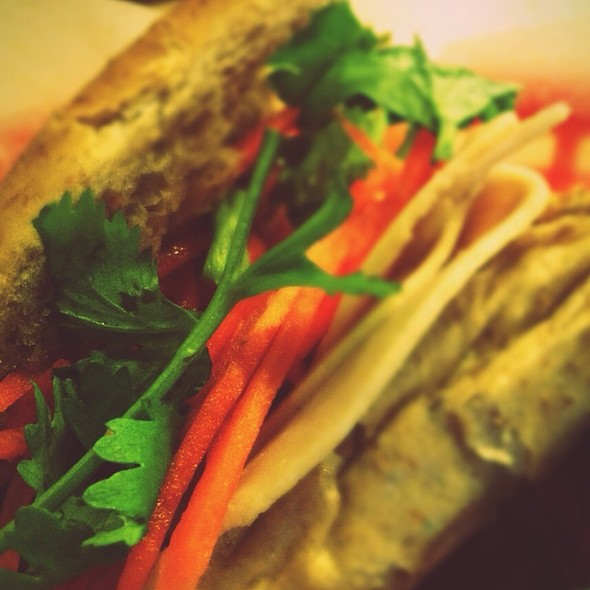 Banh Mi @ Nicky's Vietnamese Sandwiches