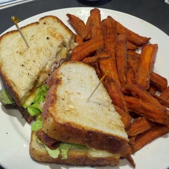 Roast Turkey & Brie Sandwich - Club Soda, Fort Wayne, IN