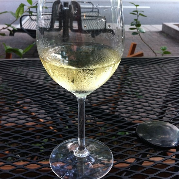 Pinot Grigio @ Wooden Vine Wine Bar and Bistro