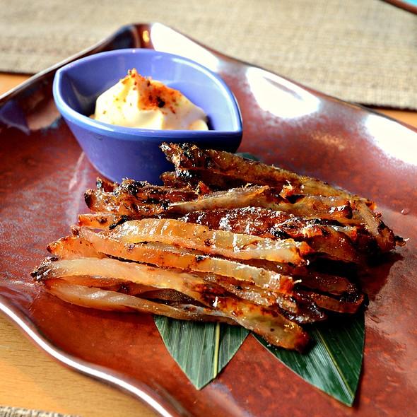 Dried Filefish @ Senzuru Japanese Restaurant