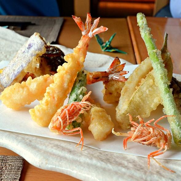 天婦羅 @ Senzuru Japanese Restaurant