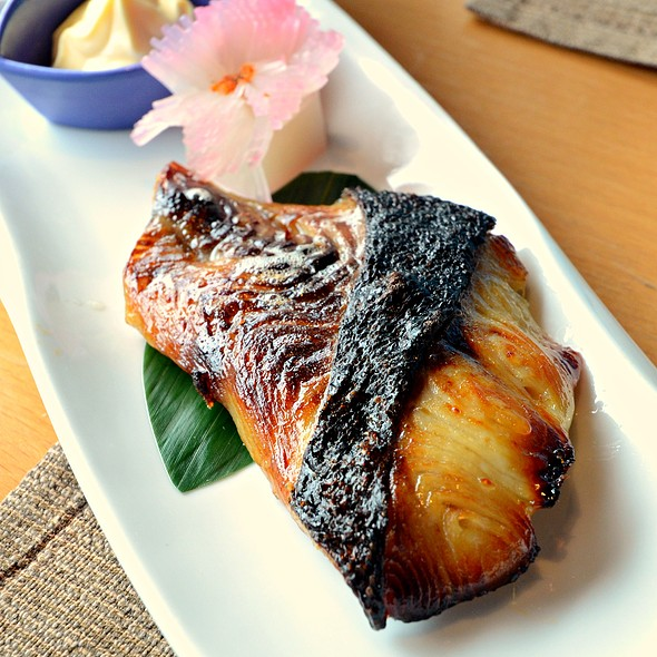 西京銀鱈魚 @ Senzuru Japanese Restaurant