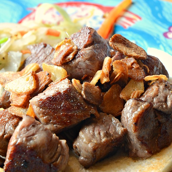 Grilled Beef @ Senzuru Japanese Restaurant