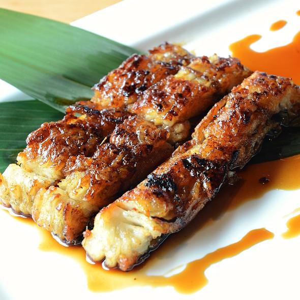 Grilled Eel @ Senzuru Japanese Restaurant