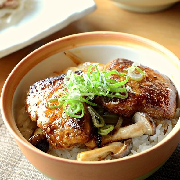 foiegras rice @ Senzuru Japanese Restaurant
