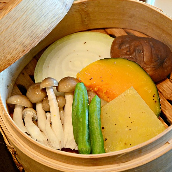 Vegetables @ 嵯峨野 Sagano
