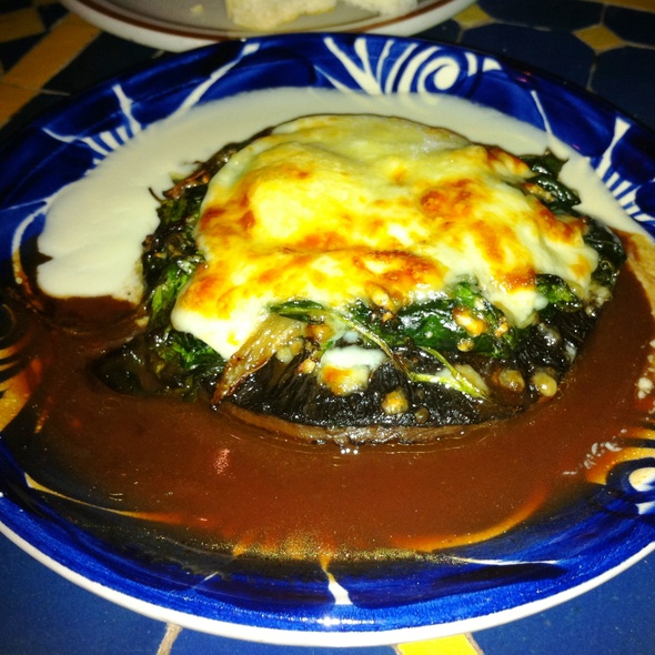 Portabella Tapas @ Ceviche Tapas Bar & Restaurant
