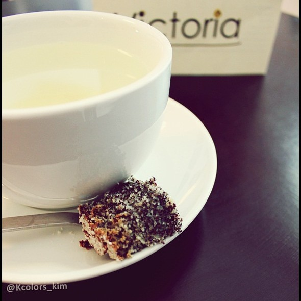Ginger Tea @ Victoria
