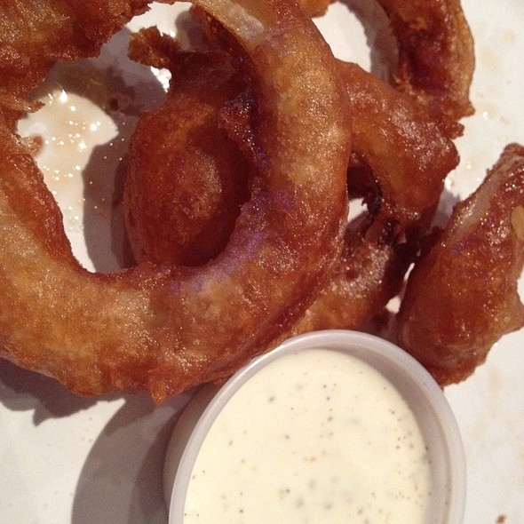 Onion Rings @ O'Connell's Sports Bar & Grille