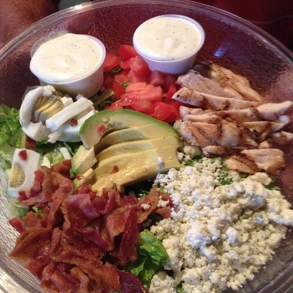 Cob Salad @ O'Connell's Sports Bar & Grille