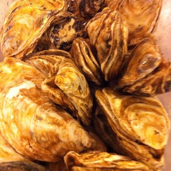 Kushi Oysters @ Rue Saint Jacques Restaurant