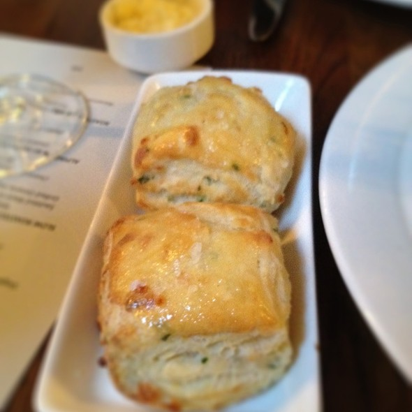 Fresh Buttermilk Biscuits With Homemade Butter. @ Ruby Watchco