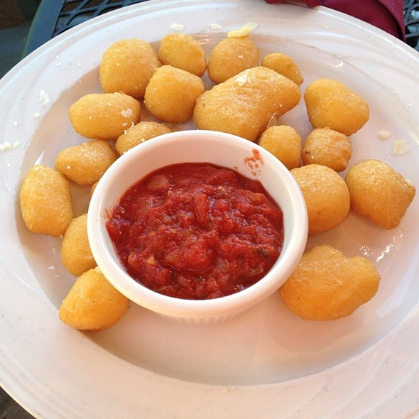 Fried Cheese Curds @ Zano's Pizza and Family Italian