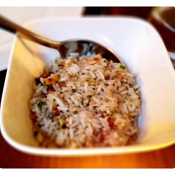 Walnut & Parsley Rice @ Ruby Watchco