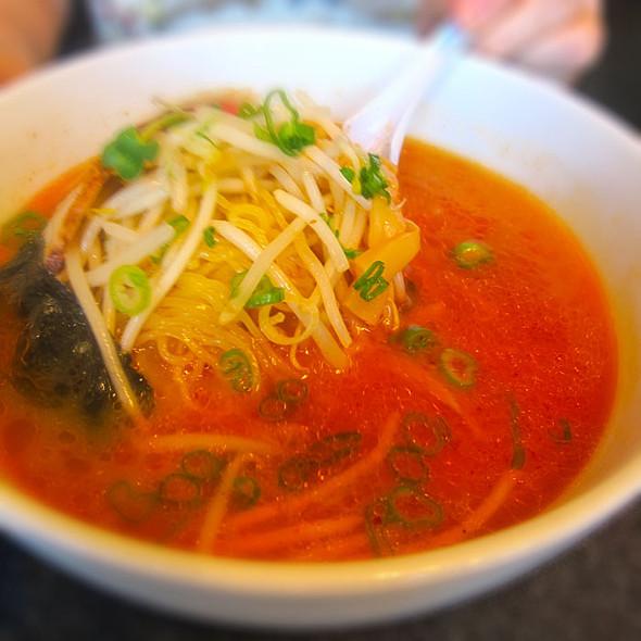 Spicy Miso Ramen @ Tanpopo