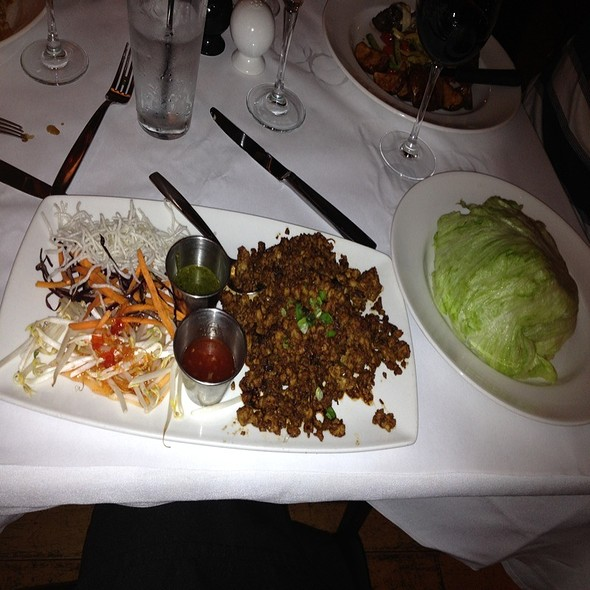 Lettuce wraps - J. Liu Restaurant & Bar of Dublin, Dublin, OH