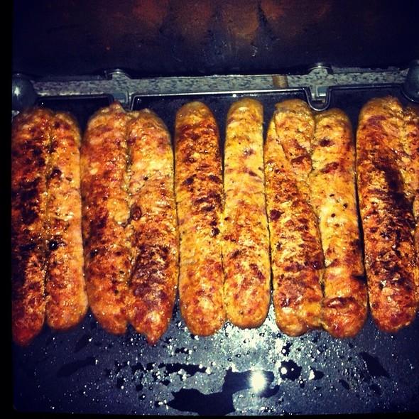 Chorizos Italianos @ Home