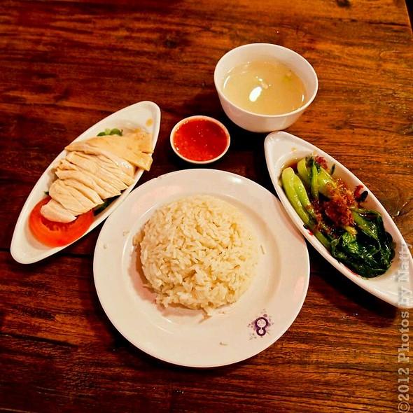Hainanese Chicken Rice Set @ Food Republic (VivoCity)