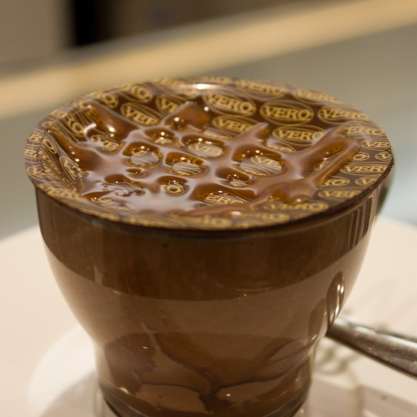 Caramello @ VERO chocolates