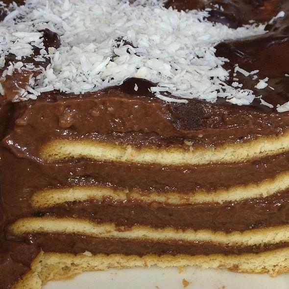 Mosaic Cake @ At Home