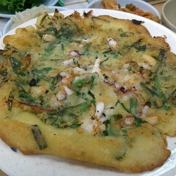 Seafood Pancake @ To Bang
