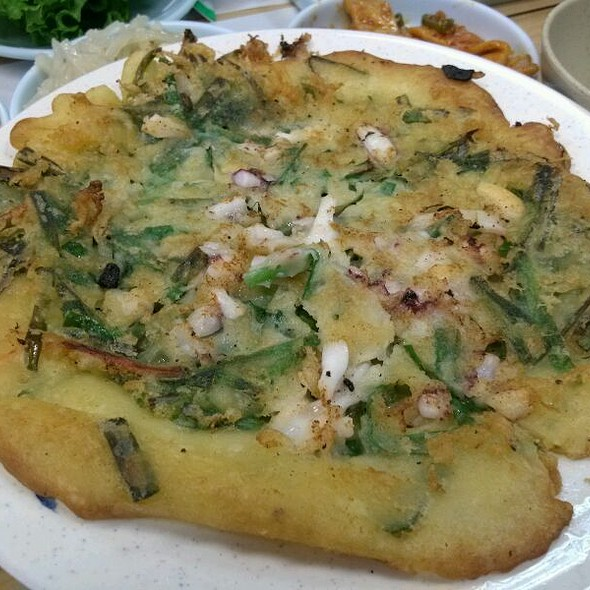 Seafood Pancake @ To Bang