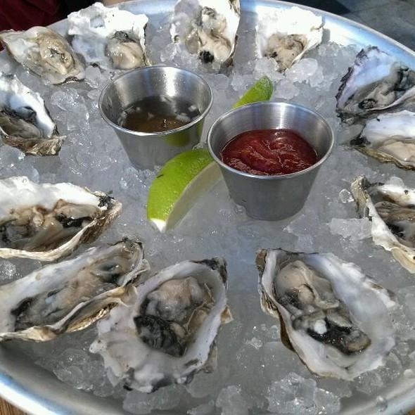 Oysters @ B Restaurant & Bar