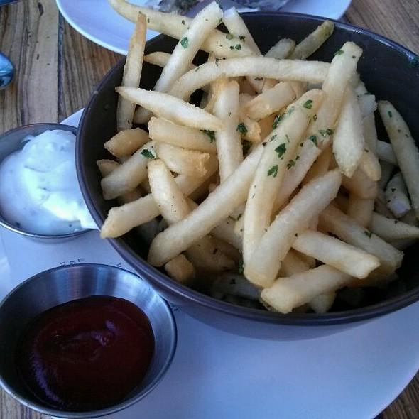 Truffle Fries @ B Restaurant & Bar
