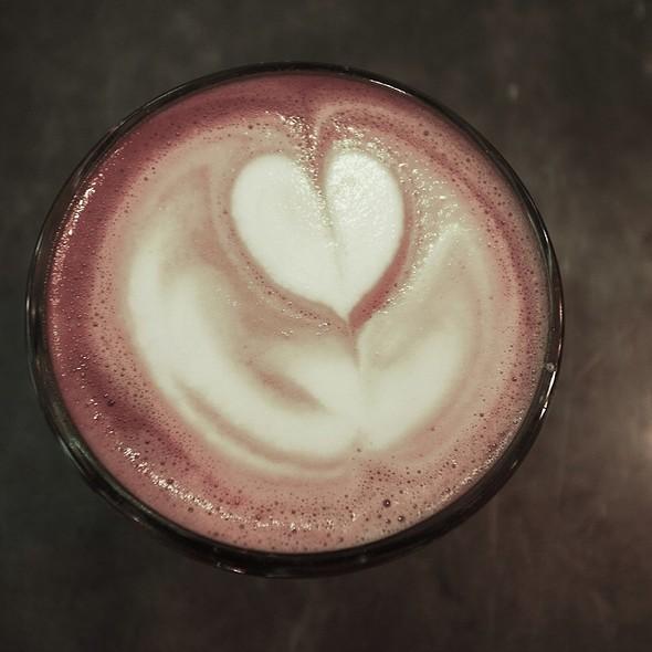 Cortado @ Cafe Gitane